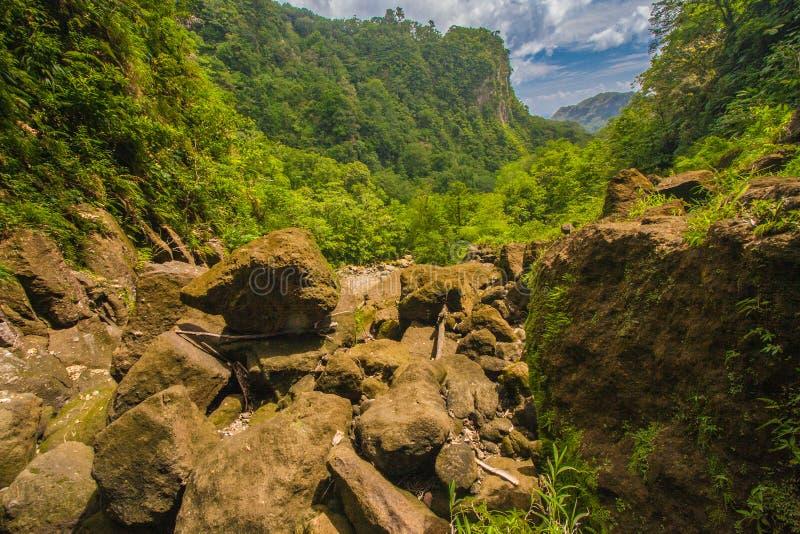Dominica royalty-vrije stock fotografie