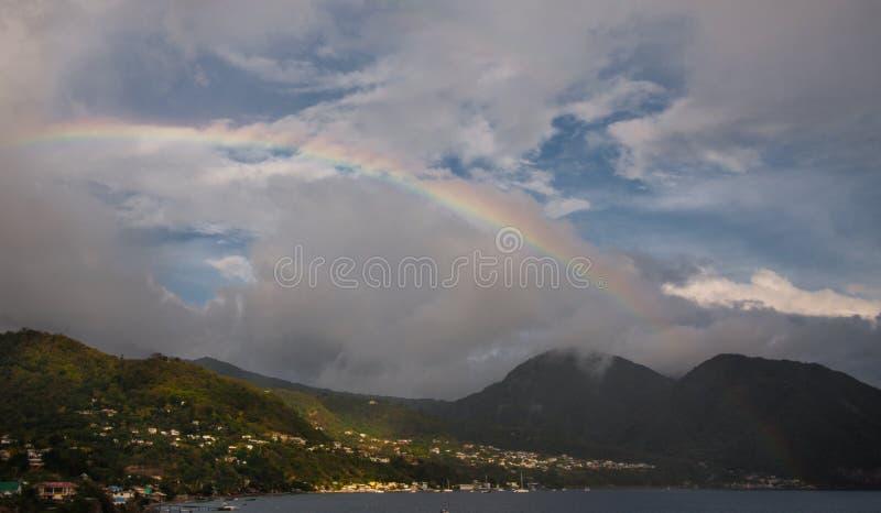 Dominica imagens de stock