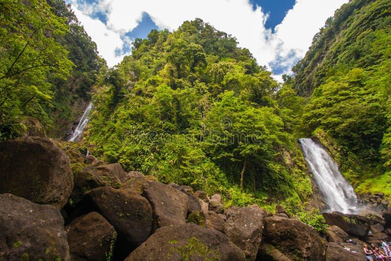 Dominica royaltyfria foton