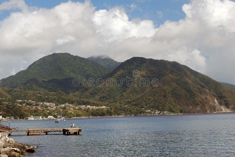 Dominica royalty free stock photo