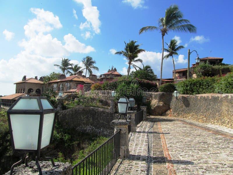 Dominican Altos de Chavon foto de archivo