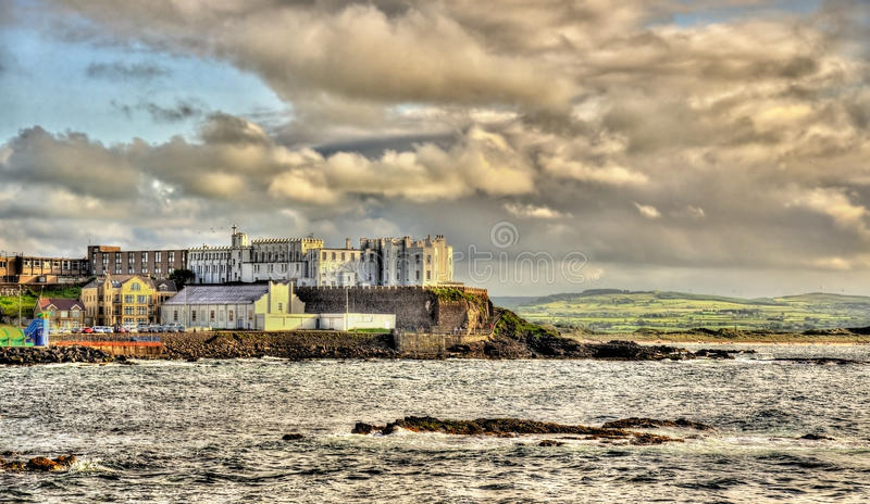 Dominican College in Portstewart - County Londonderry, Northern. Ireland stock images