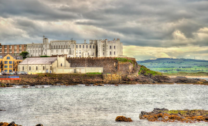 Dominican College in Portstewart - County Londonderry, Northern. Ireland royalty free stock photo