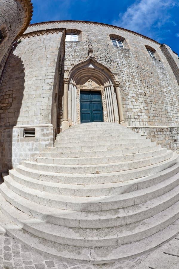 Download Dominican Monastery Dubrovnik Stock Photo - Image: 9335478