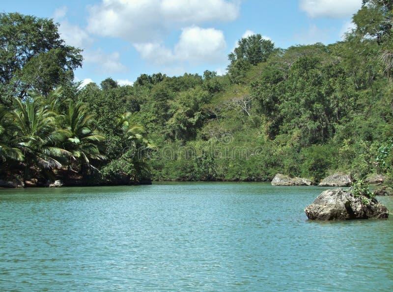 Download Dominican Republic Waterside Scenery Stock Photo - Image: 32450770