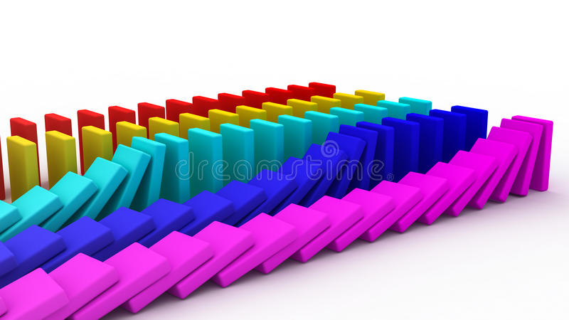 Download Domino stock illustration. Image of games, part, domino - 26371036