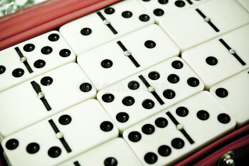 Download Domino stock photo. Image of pattern, sport, background - 27103388