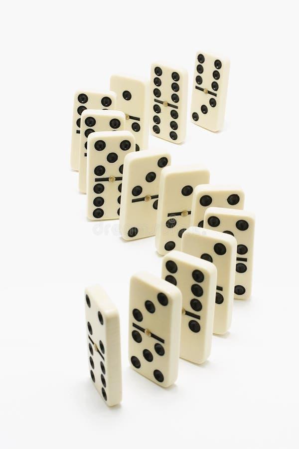 domino zdjęcie royalty free