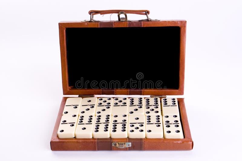 Domino photos libres de droits