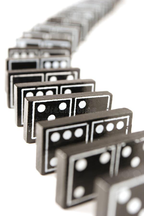 domino obraz royalty free