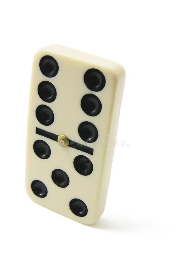 Domino royalty free stock photography