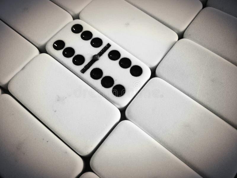 Domino& x27; s fotos de archivo libres de regalías