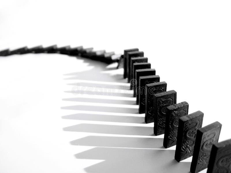 dominoed падать бесплатная иллюстрация