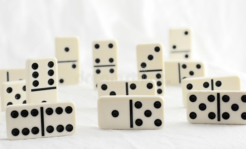Download Dominoes stock photo. Image of count, tiles, tile, dominoes - 101574