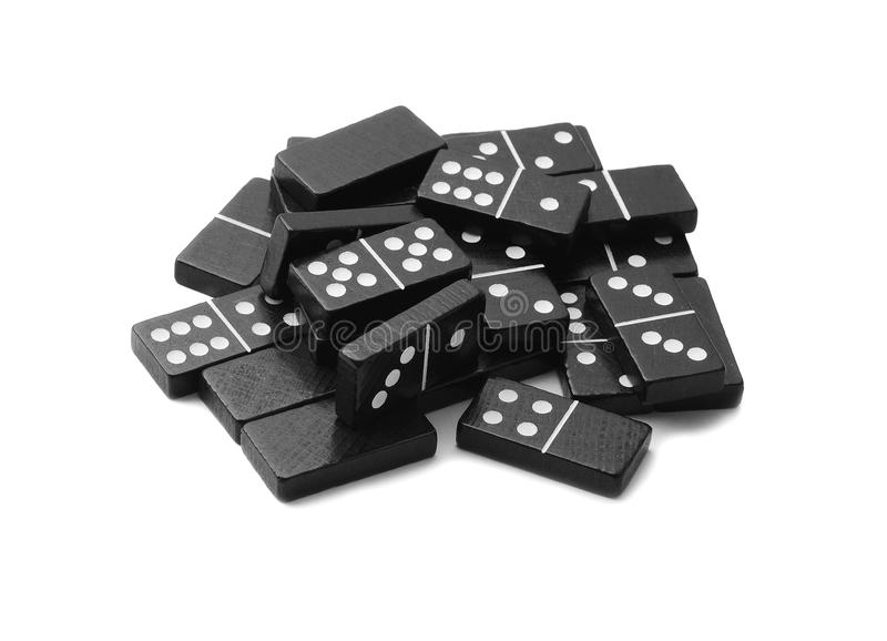 Download Dominoes stock image. Image of play, game, many, stones - 10183169