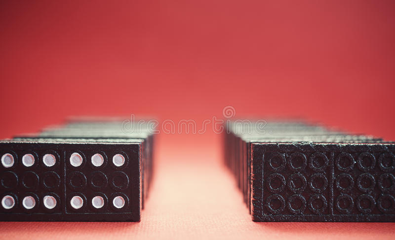 dominoes foto de stock royalty free