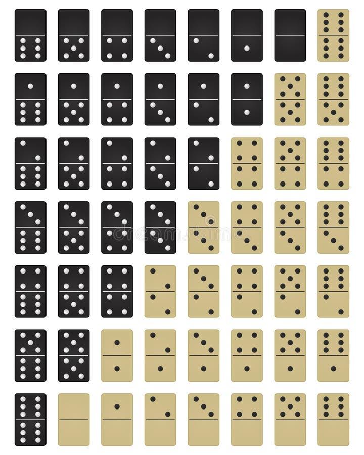 Free Dominoes Stock Image - 6380471