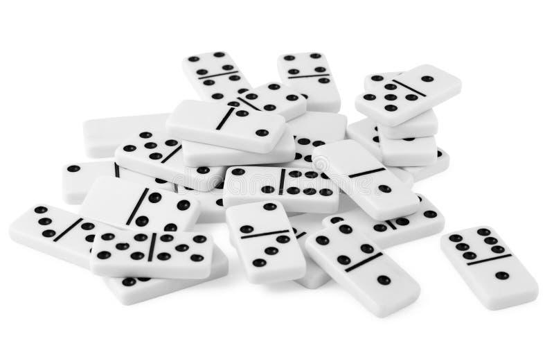 Dominos photos stock