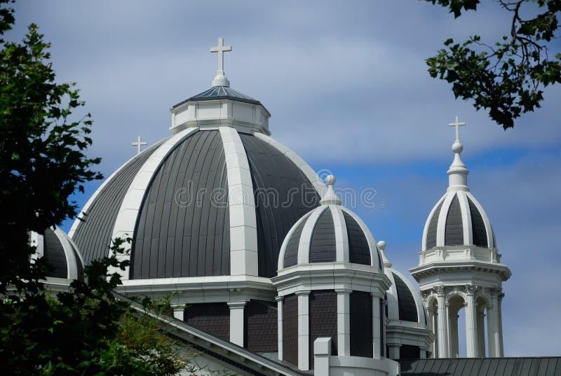 Domkyrka för St Josephs royaltyfri bild