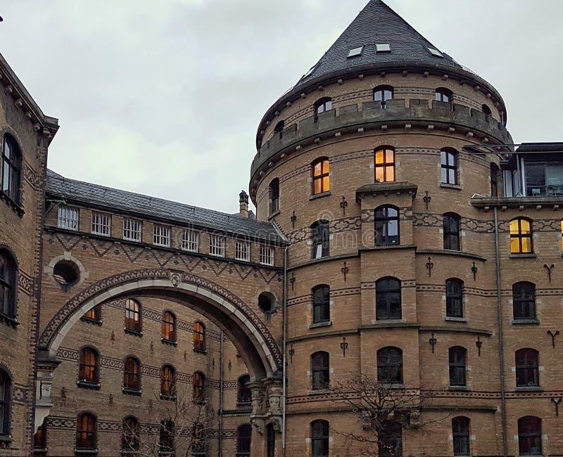 Domkyrka i den Bremen Tyskland royaltyfri fotografi