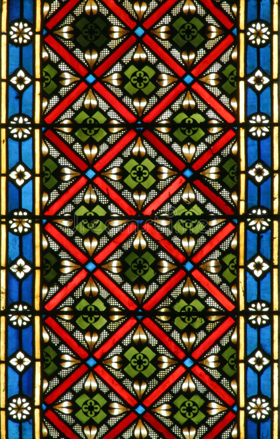 domkyrkaexponeringsglas nedfläckada zagreb royaltyfri foto