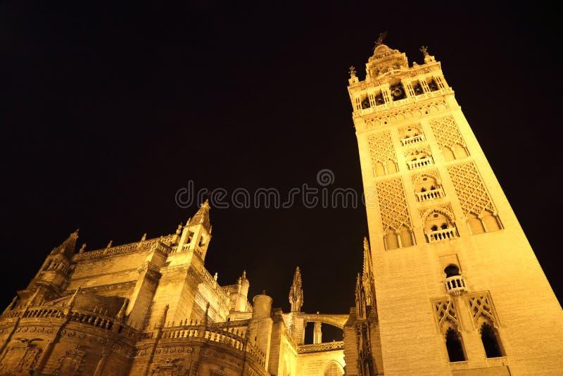 domkyrkamaria natt santa royaltyfri bild