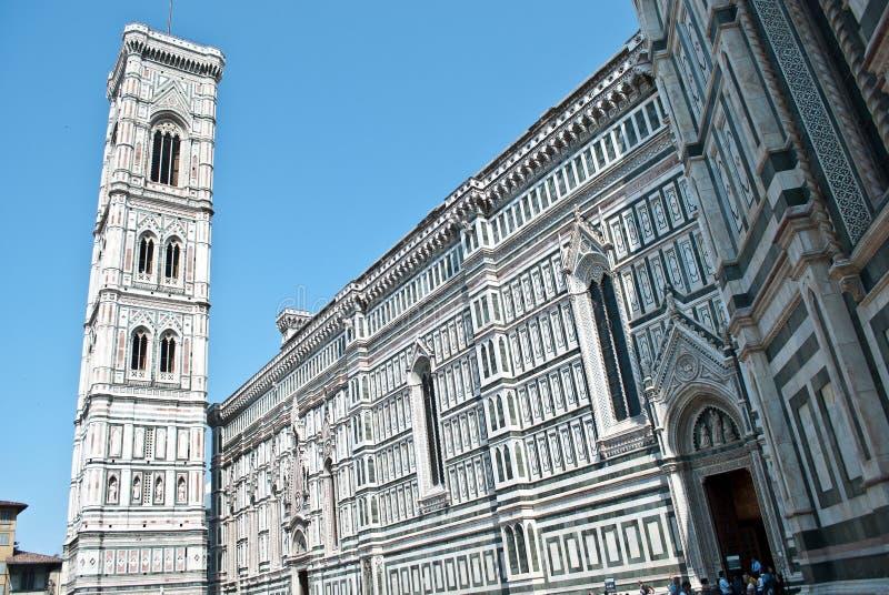 domkyrkan av Santa Maria del Fiore, Florence royaltyfri fotografi