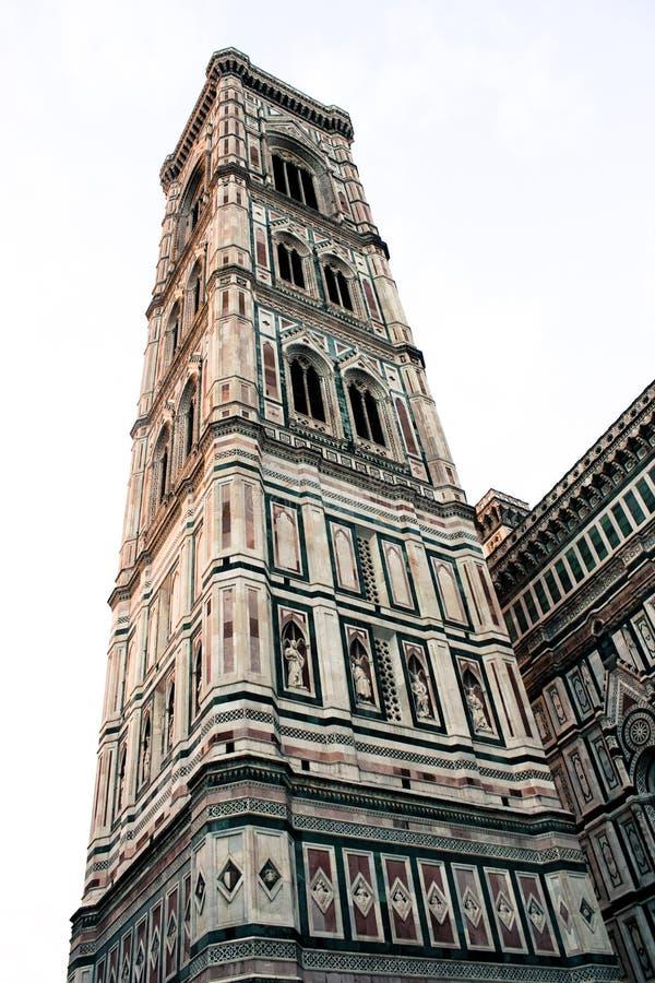 Domkyrkan av Santa Maria del Fiore: Florence Architectural Gem royaltyfria bilder
