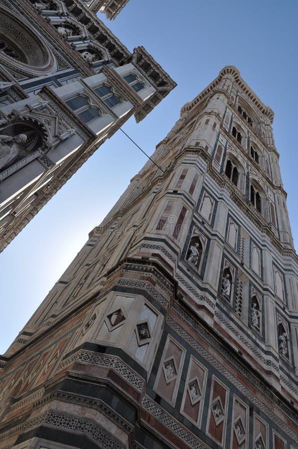 Domkyrkan av Santa Maria del Fiore i Florence royaltyfri foto