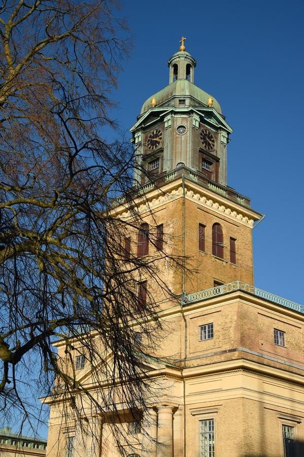 Domkyrkan Göteborg, Schweden Gotehburg lizenzfreies stockbild