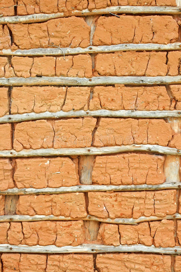 Download Domowa borowinowa tekstura zdjęcie stock. Obraz złożonej z materiał - 23540350
