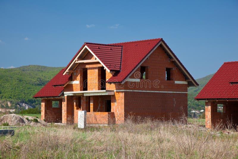 Domowa budowa obrazy stock