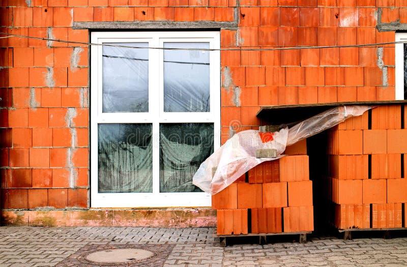 Domowa budowa fotografia stock