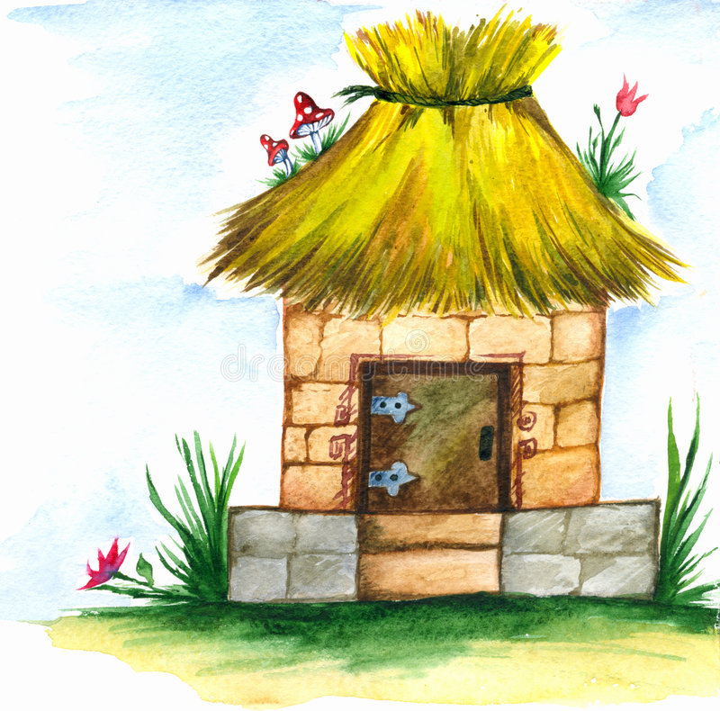 domowa ilustracja ilustracji