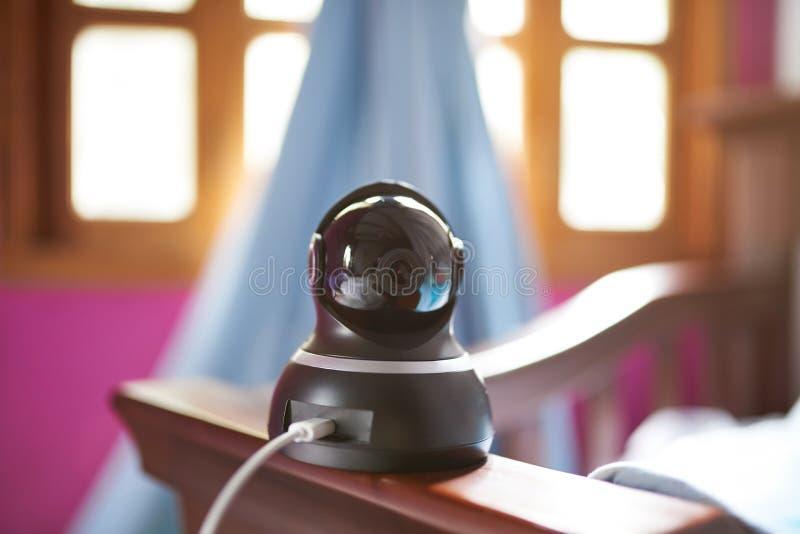 Domowa kopuły kamera obraz stock