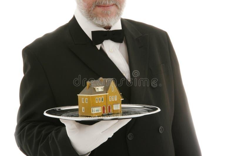 domowa porcja zdjęcia royalty free