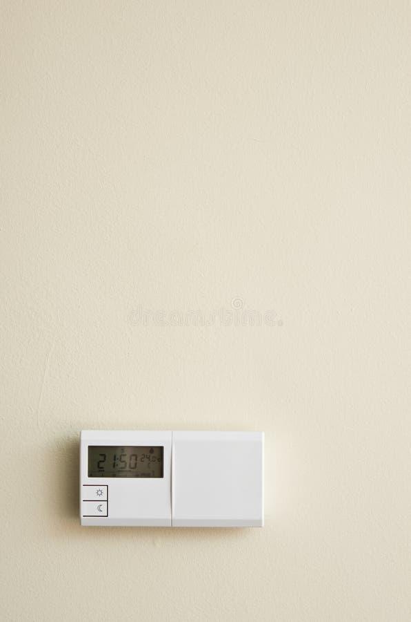 Domowa temperatura zdjęcia royalty free
