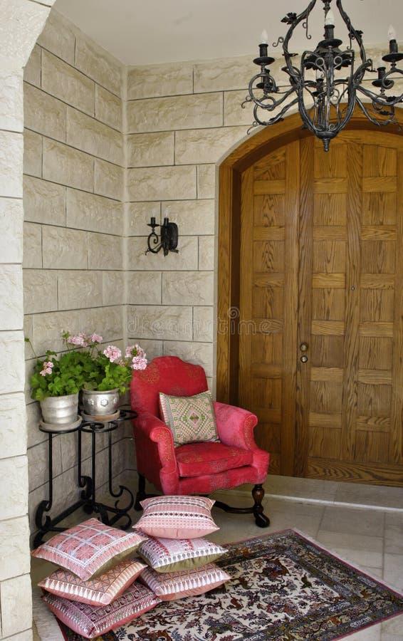 Domowa wejściowa sala zdjęcie royalty free