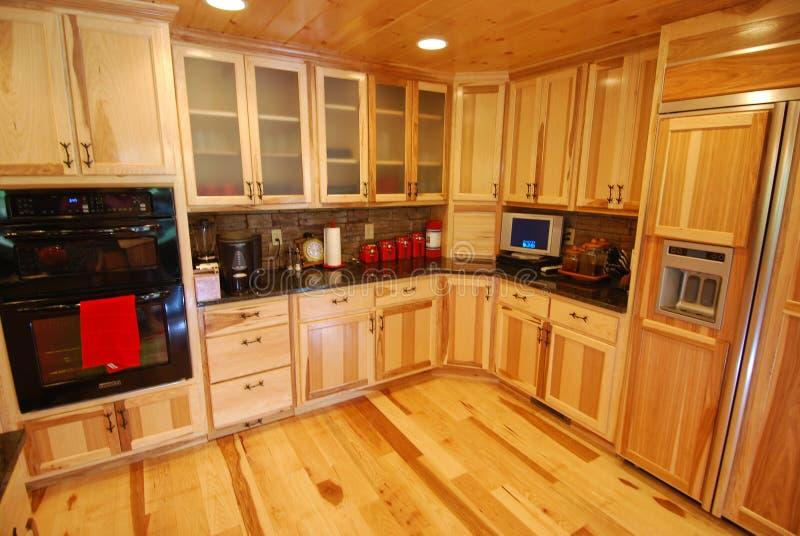 domowa wewnętrzna kuchenna bela zdjęcie royalty free