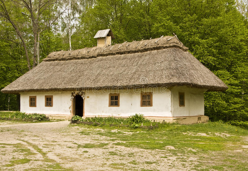domowa wioska zdjęcia royalty free