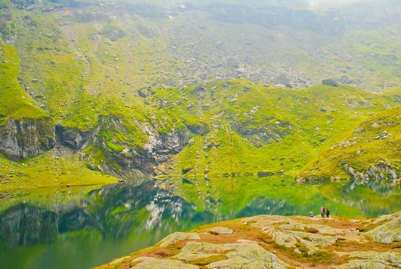 domowe jeziorne góry obrazy royalty free