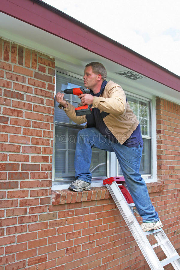 domowe naprawy zdjęcie royalty free