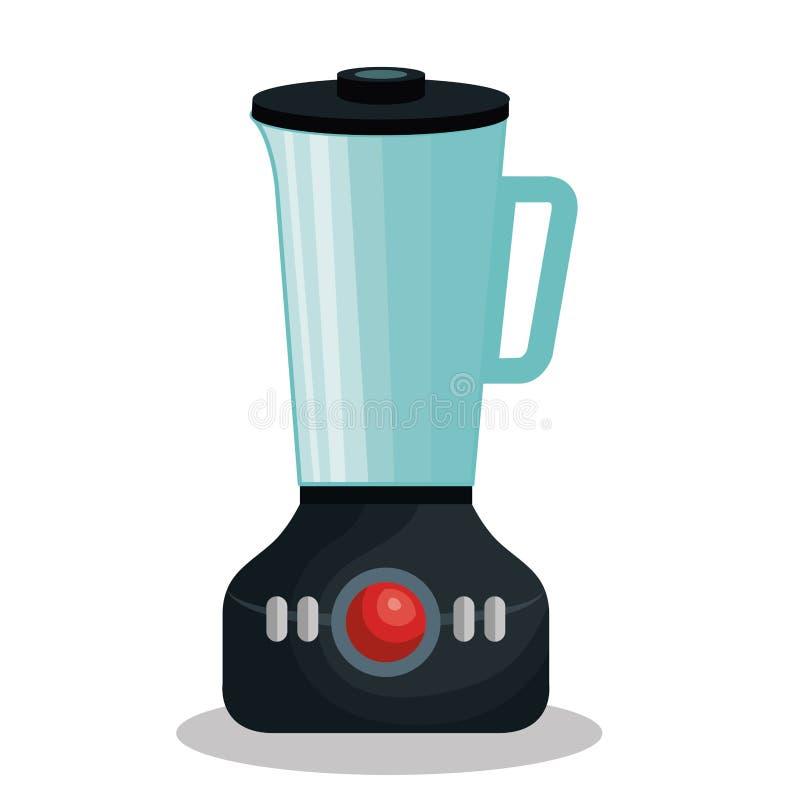 domowego urządzenia blender odosobniona ikona ilustracji