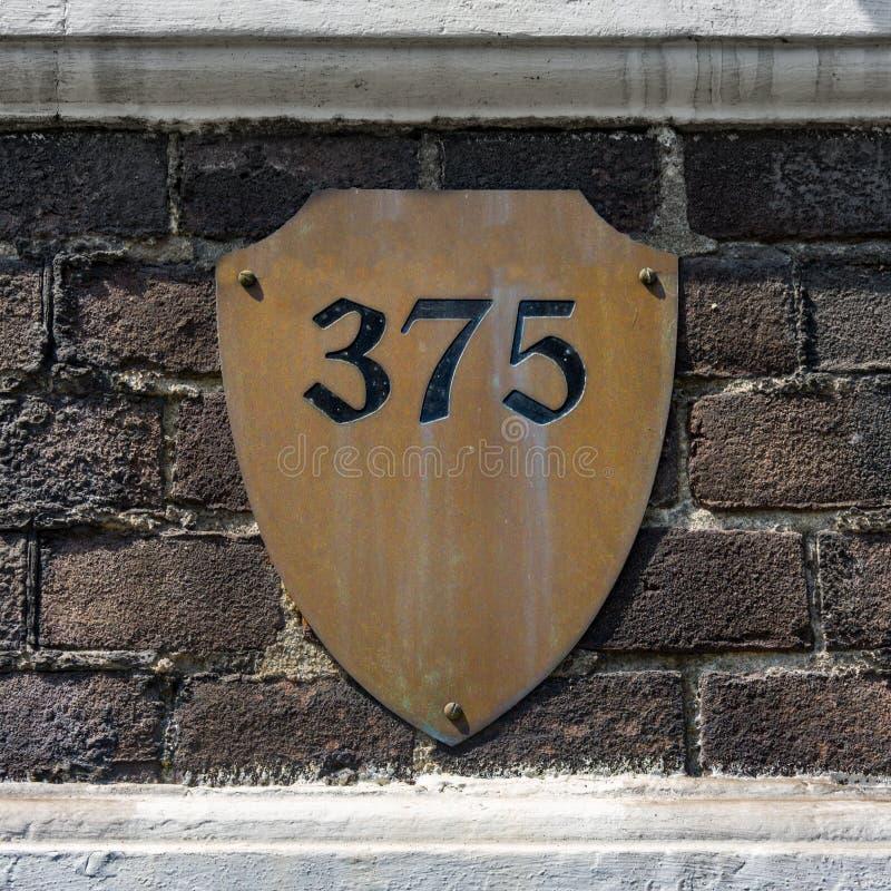 Domowej liczby thee sto i siedemdziesiąt trzy 373 zdjęcia royalty free
