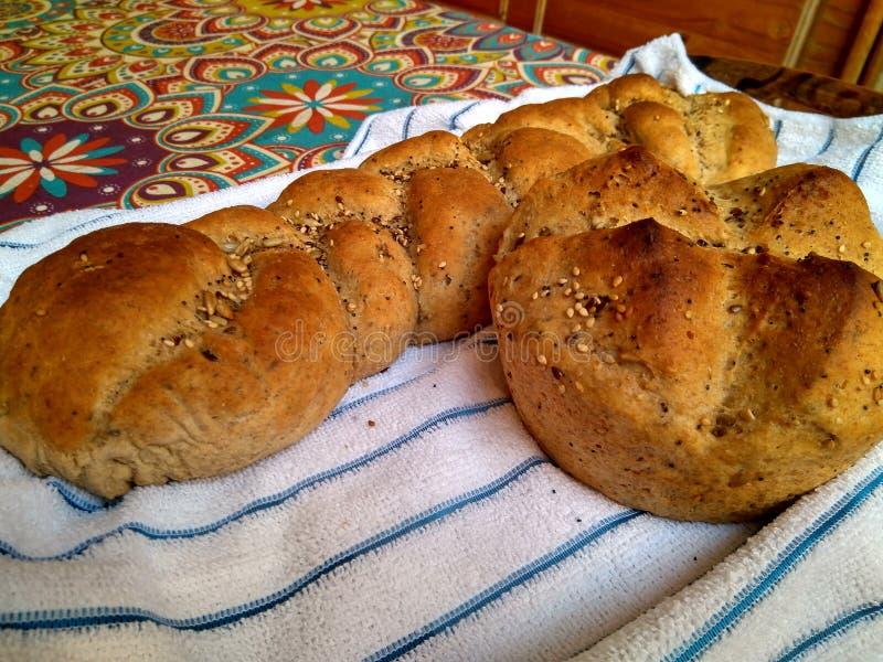 domowej roboty chleb fotografia royalty free