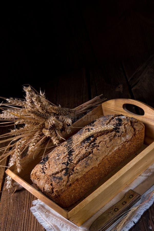 domowej roboty chleb obraz stock