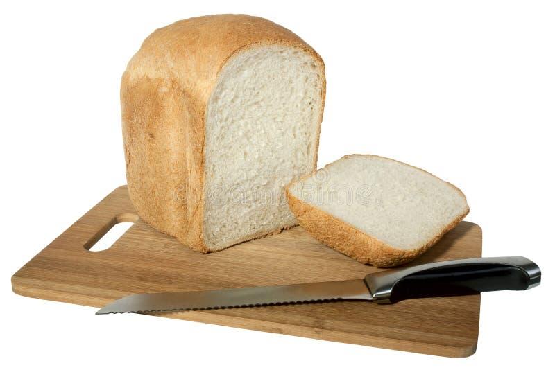 Download Domowej Roboty Chleb Odizolowywający Na Białym Tle Zdjęcie Stock - Obraz złożonej z chleb, brąz: 28973520