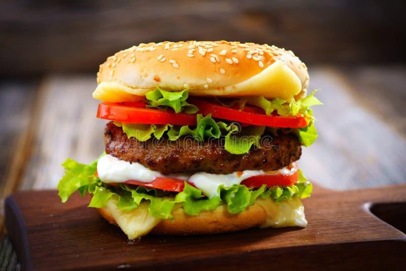 Hamburger zdjęcia stock