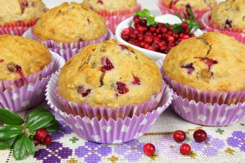 Domowej roboty muffins obraz stock