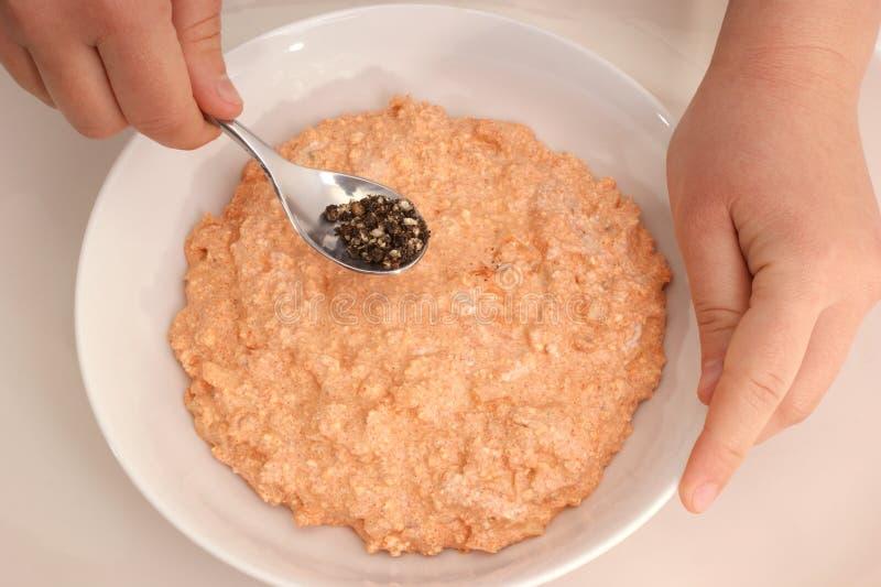 domowej roboty serowa chałupa jak robi rozszerzanie się obrazy royalty free